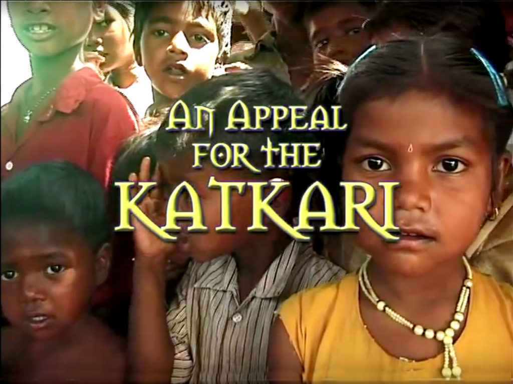 An Appeal For The Katkari