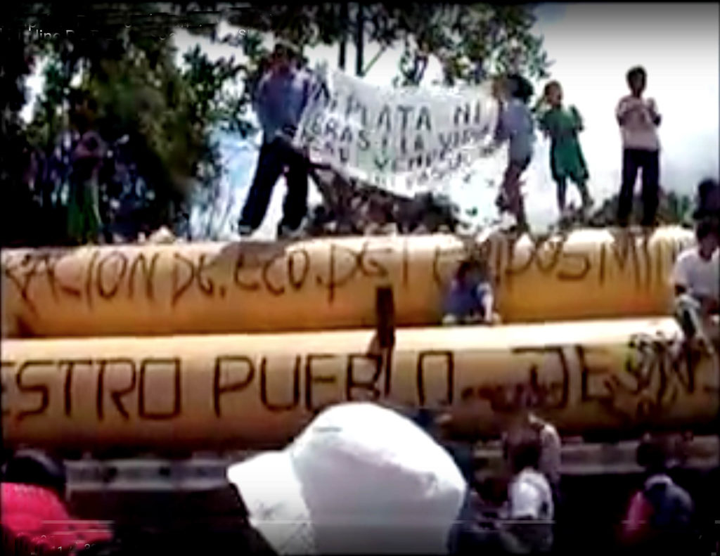 Amazon Oil Pipeline- Pollution, Corruption
