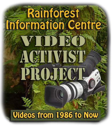 The Rainforest Information Centre has been producing and distributing videos since 1986 in an attempt to spread eco-awareness and save forests.  Here you'll find a digital collection of most of them... and some others made by our friends.  Happy viewing.
